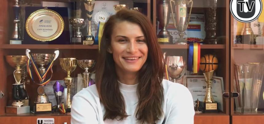 Sportivii noștri: Florența Ilie
