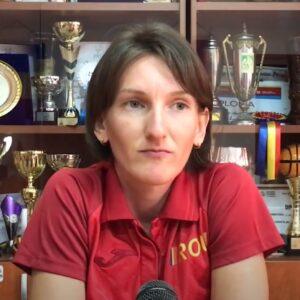 Sportivii noștri: Sanda Belgyan