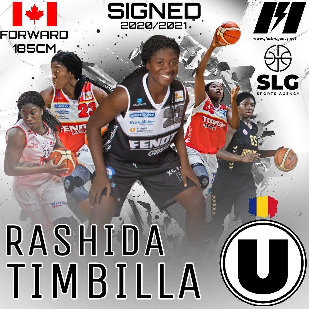 Rashida Timbilla