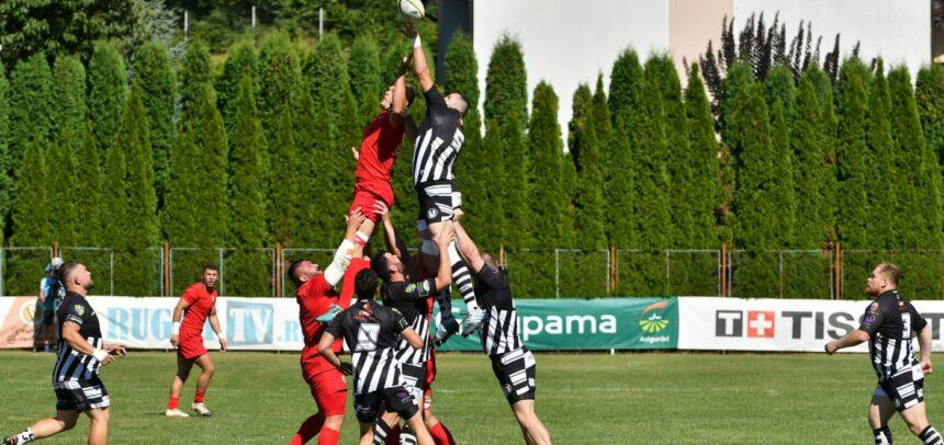 """Înfrângere în ultimele secunde pentru """"U"""" Prodvinalco"""