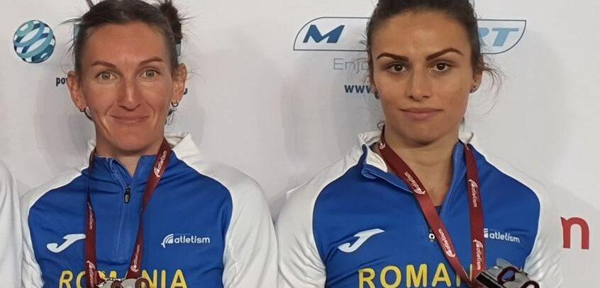 Patru medalii obținute de atleții universitari la Campionatele Balcanice