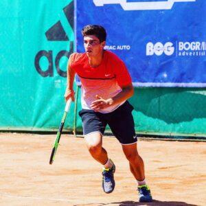 """Doi tenismeni de la """"U"""" participă la Campionatele Naționale"""