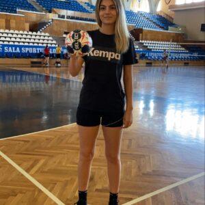 Două mutări la echipa de handbal feminin