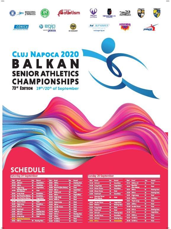 Campionatul Balcanic de Seniori