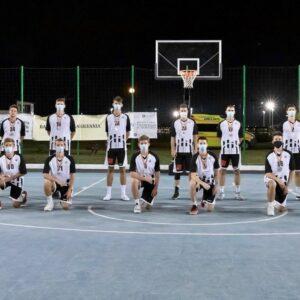 Începe și campionatul de baschet juvenil