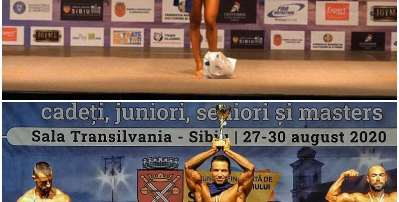 Doi sportivi convocați la Campionatele Balcanice