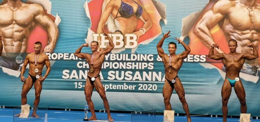 Succes universitar la Campionatele Europene