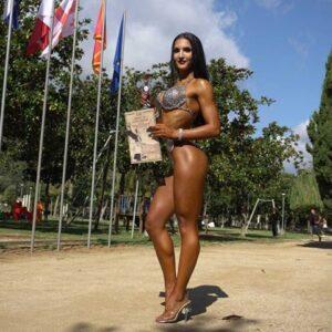 Maria Nedelcu, locul 4 la europenele din Spania