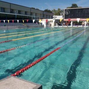 """Trei înotători de la """"U"""" participă la Campionatul Național"""