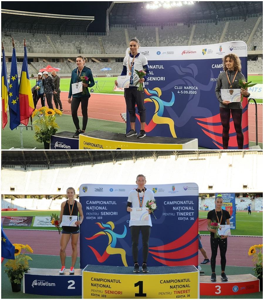 Campionatele Naționale de Atletism, Cluj Arena, 4-5.09.2020