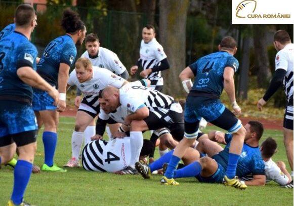 Rugbyștii joacă sâmbătă în Cupa României