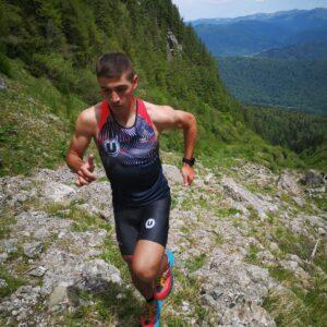 Cinci atleți universitari participă la CN de Alergare Montană