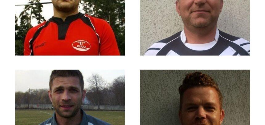 S-a stabilit noul staff al echipei de rugby masculin