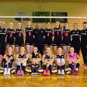 Voleibalistele, pregătite să debuteze în Divizia A1