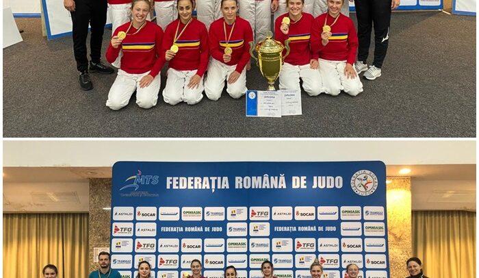 Succes deplin pentru judoka U23