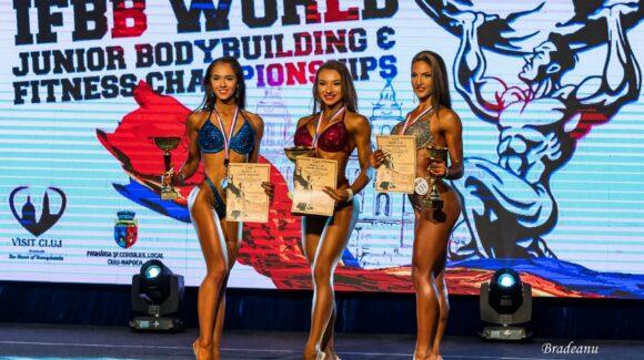 Campionatul Mondial de Culturism&Fitness Juniori, 23-24 octombrie 2020, Cluj-Napoca