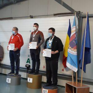 Medalie de bronz pentru Vescan la etapa de la Arad