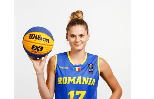 Alexandra Uiuiu joacă azi pentru calificarea FIBA Women's EuroBasket 2021