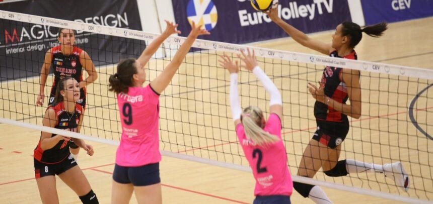 Turneul pentru locurile 9-12 la volei feminin are loc la Pitești