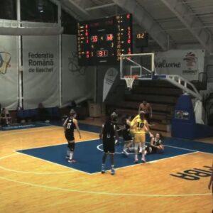 Baschetbalistele universitare debutează în campionat