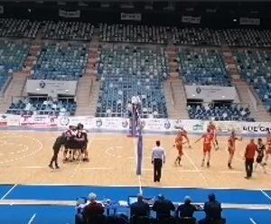 Meci dificil, cu SCMU Craiova, pentru voleibaliști