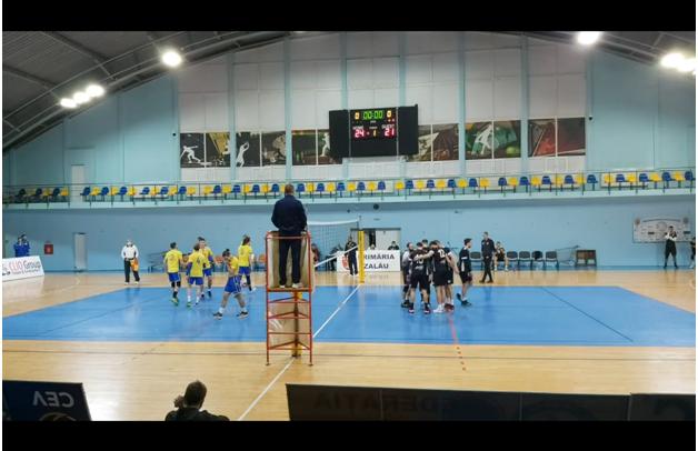 Voleibaliștii joacă turneul 2 la Zalău