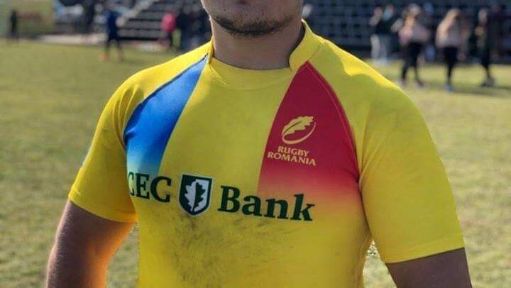 Doi rugbyști, selecționați la Naționala U20