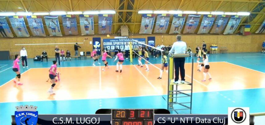 """Debut """"cu stângul"""" în turneul de la Lugoj"""