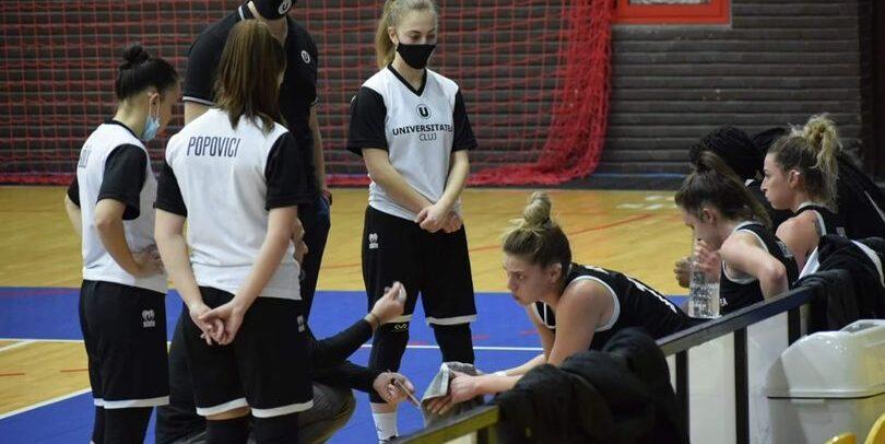 Liga Națională de baschet feminin se reia sâmbătă
