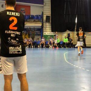 Handbaliștii au câștigat primul meci de la Turda