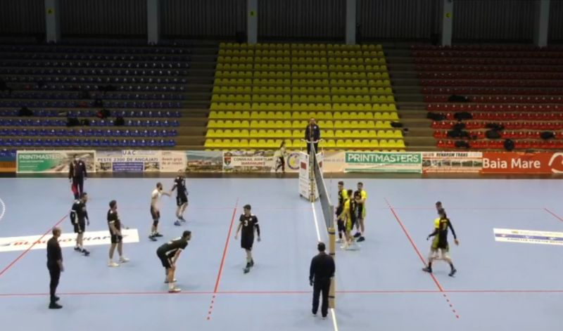 Foto: facebook European Volleyball Science