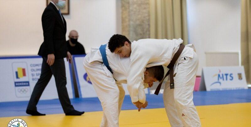 Campionatul Național de Judo Seniori, la Poiana Brașov