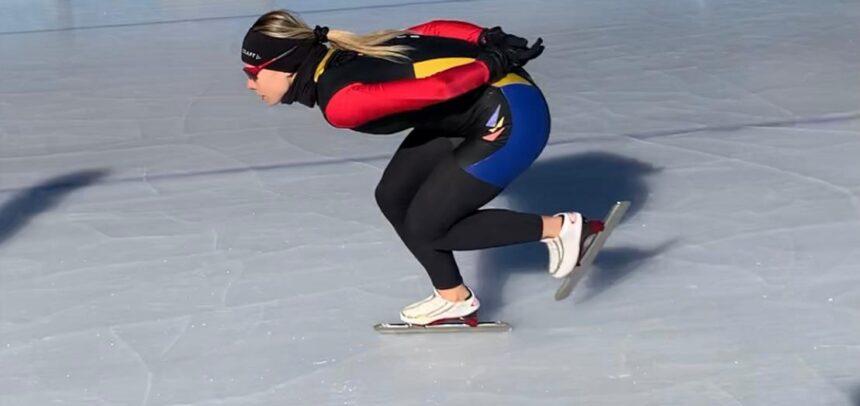 """Organizăm """"Naționalele"""" de patinaj viteză la Miercurea Ciuc"""