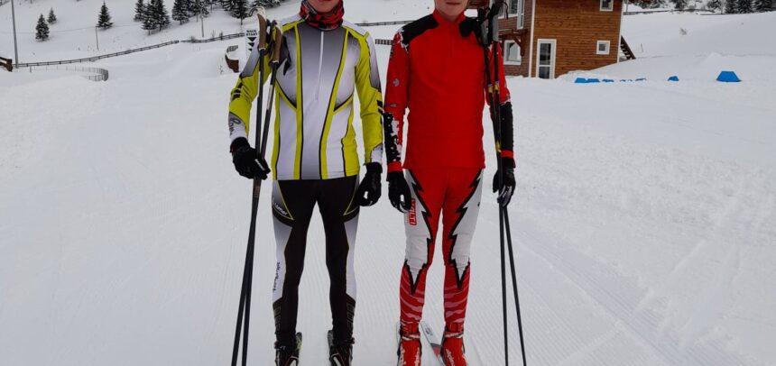 Ultima competiție de schi fond din acest sezon