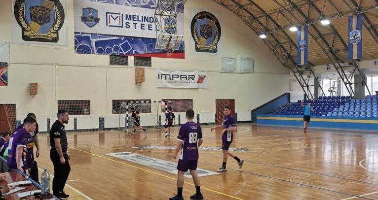 Victorie cu Poli Timișoara, urmează meciul cu CSM Oradea