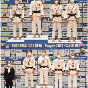 Șulcă și Ungureanu – medaliați cu aur la Praga