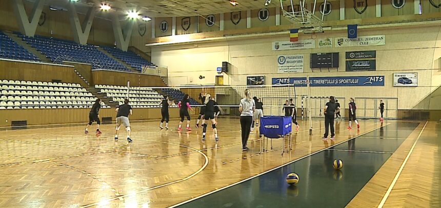 Cuplul de antrenoare Bogendorfer – Domocoș debutează în weekend