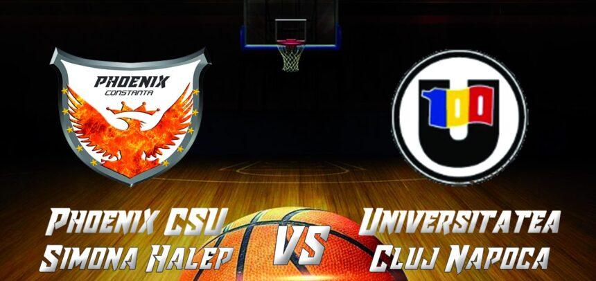 Astăzi are loc meciul 2 cu Phoenix CSU Simona Halep