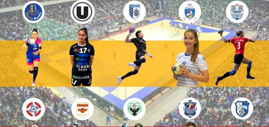 """""""Studentele"""" joacă astăzi împotriva SCM Craiova"""