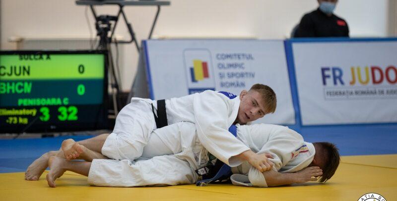 Patru judoka la Open-ul European