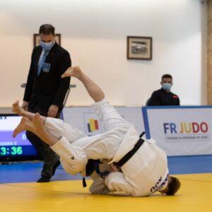 """""""U"""" Cluj, prezent la Campionatul European de Judo din Lisabona"""