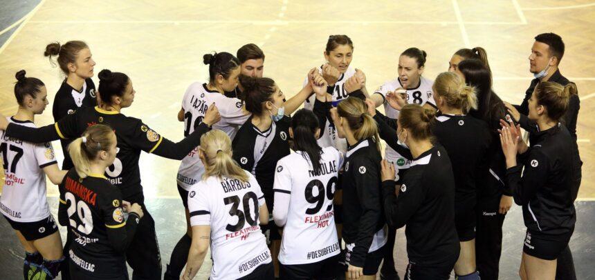Penultimul turneu de handbal feminin
