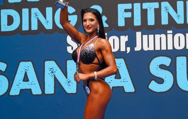 Maria Nedelcu este campioană europeană