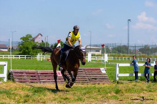 Comportare excelentă a călăreților noștri