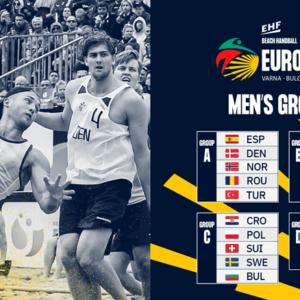 """""""U"""" Cluj – la Campionatul European de handbal pe plajă"""