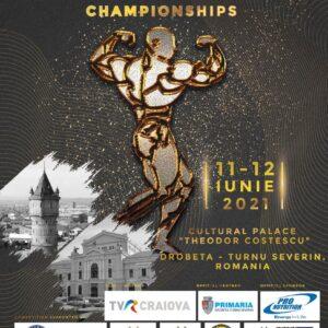 Doi culturiști universitari – la Campionatul Balcanic