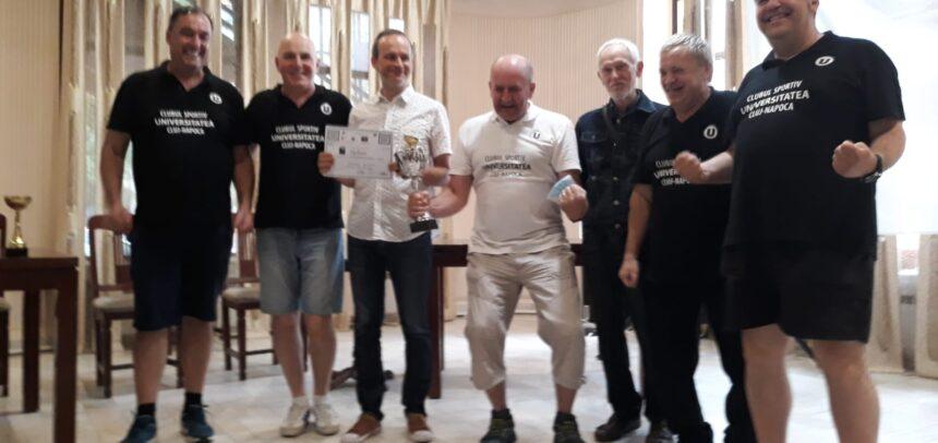 A 11-a oară victorioși în Cupa României