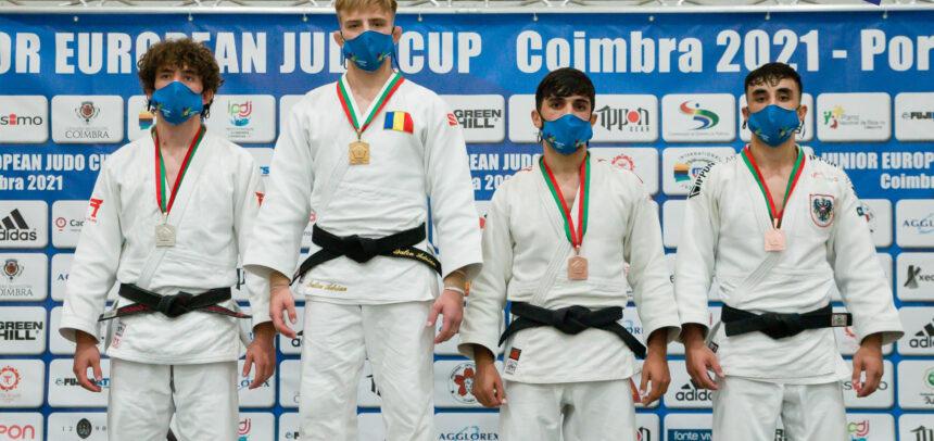 Aur pentru Șulcă la Coimbra