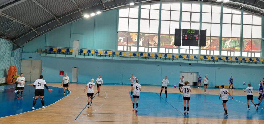 Handbalistele joacă în etapa a 2-a a Diviziei A