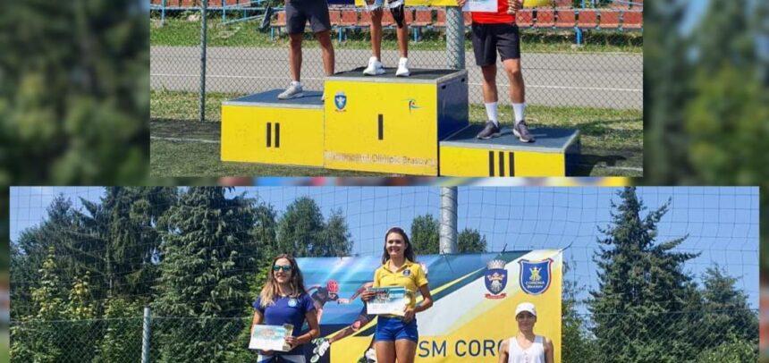 """8 medalii pentru patinatorii de la """"U"""" Cluj în Cupa României"""